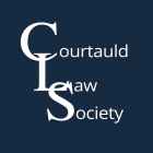Courtauld Law Society logo