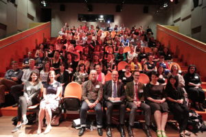 Sydney conference participants, Museum of Contemporary Art, 18 March 2016