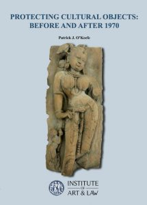 Protecting Cultural Objects cover
